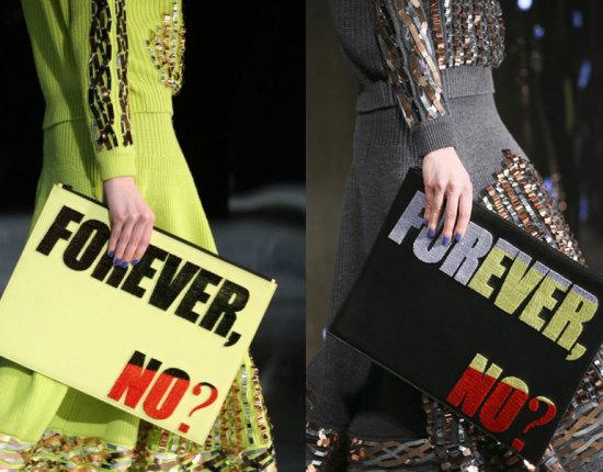 Forever?No?