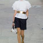 Белая сумка Chanel (Spring 2015)