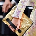 Золотая сумка Chanel (Spring 2015)
