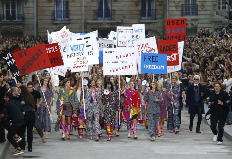 Революция от Chanel