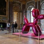 Koons balloon dog