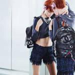 backpack Chanel
